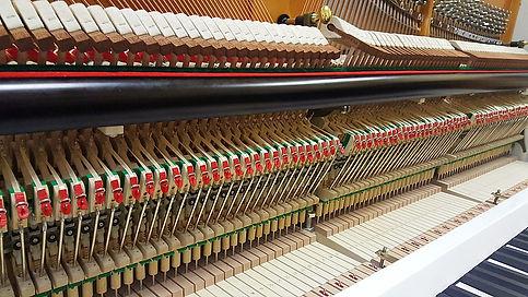 Механика пианино