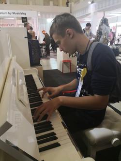 NAMM Musikmesse Russia 2018
