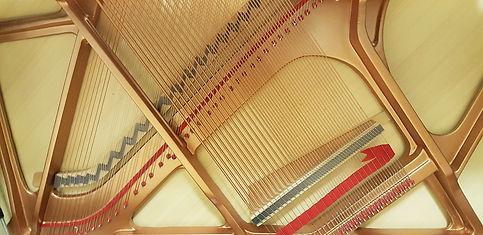 Рама пианино
