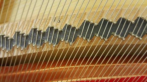Штег пианино