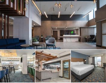 Newly Renovated Holiday Inn Kingston Waterfront