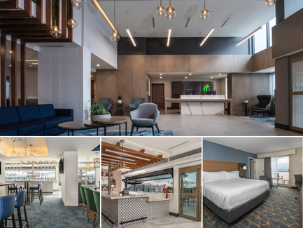 Newly Renovated Holiday Inn Kingston Waterfront