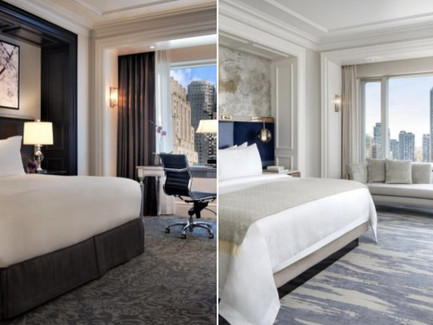 Beautiful Transformation of the St. Regis Toronto Hotel Guest Rooms