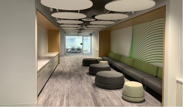 CPAO CORPORATE OFFICE LOUNGE AREAS