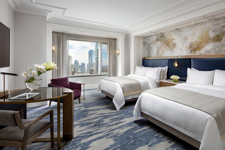 ST REGIS: SUITE DOUBLE BEDROOM