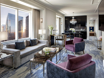 St. Regis Toronto makes the Forbes' 15 Newly Renovated Hotels to Visit