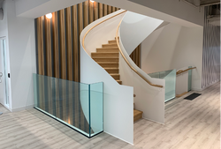 CPAO CORPORATE OFFICE STAIRCASE