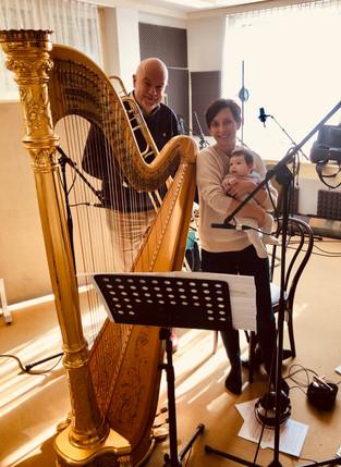 Carina Walter und Celia