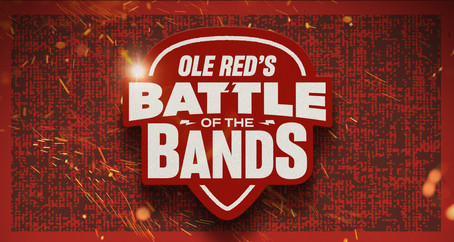 """OLE RED SET TO LAUNCH """"BATTLE OF THE BANDS"""" SERIES WEDNESDAY, AUGUST 19"""