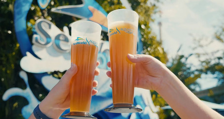 Hops Meet Drops at SeaWorld Orlando as Craft Beer Festival Returns with Limited Capacity