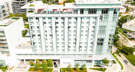 Novotel Miami Brickell Announces Reopening
