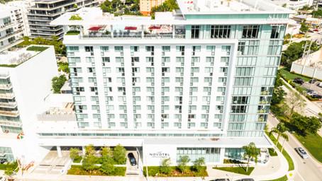 Novotel Miami Brickell Announces Reopening