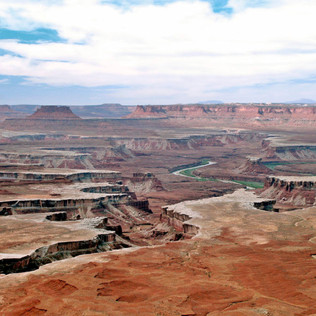 Bike and Camp the White Rim Trail in Utah's Canyonlands National Park with Escape Adventures