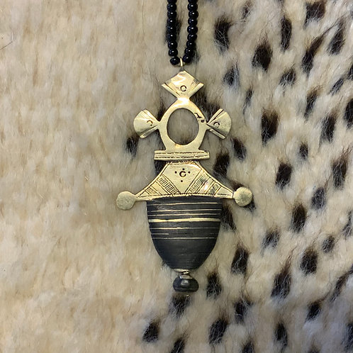 Tuareg Big Iferwane necklace