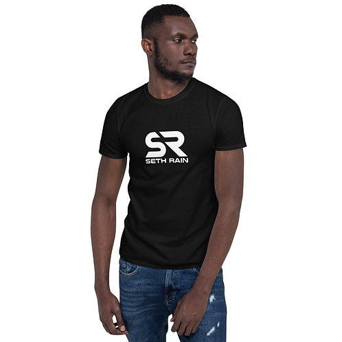 Seth Rain Logo - Short-Sleeve Unisex T-Shirt