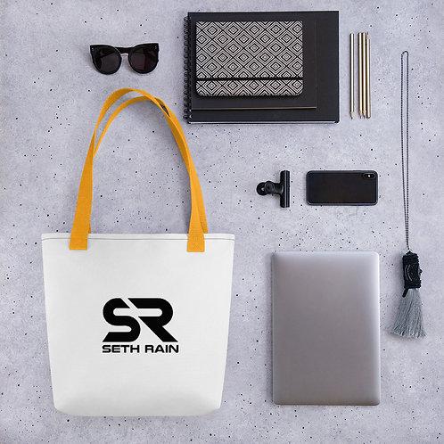 Seth Rain Logo - Tote bag