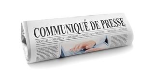 Rédaction de communiqués de presse