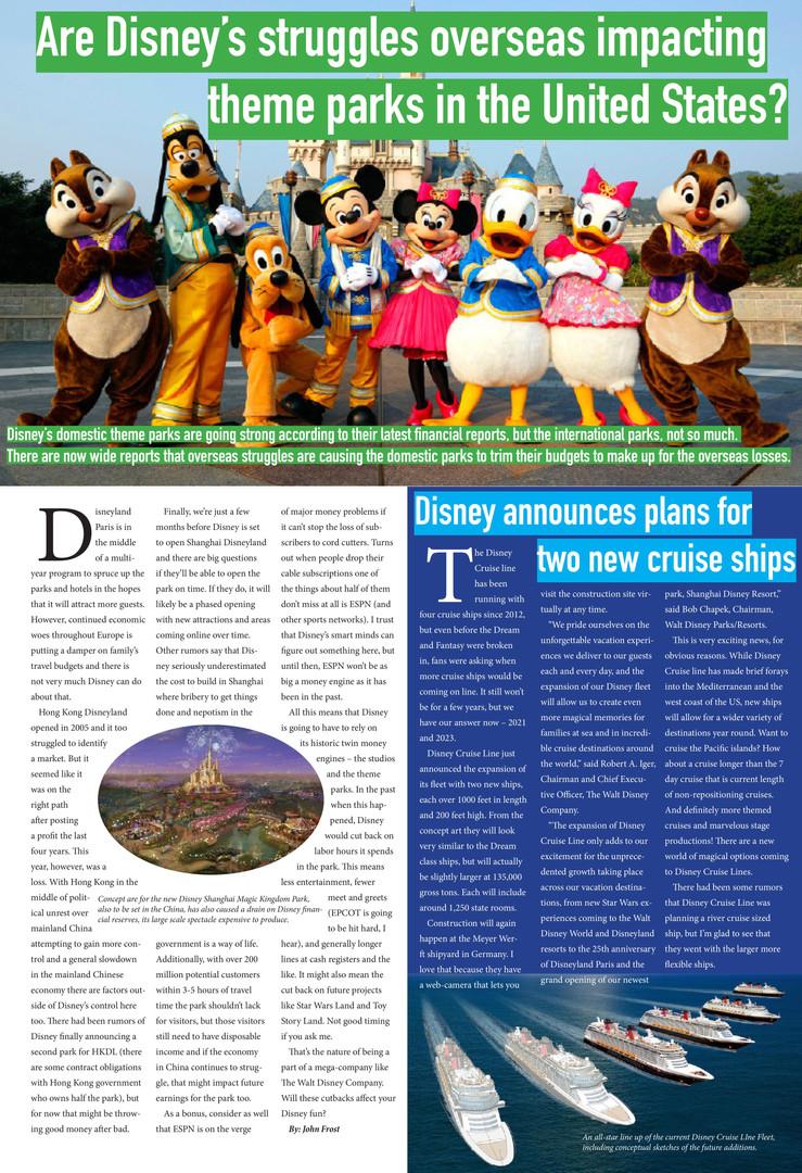 The Disney Blog (Pg. 2)