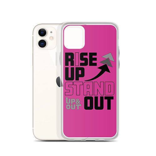 I STAND iPhone Case