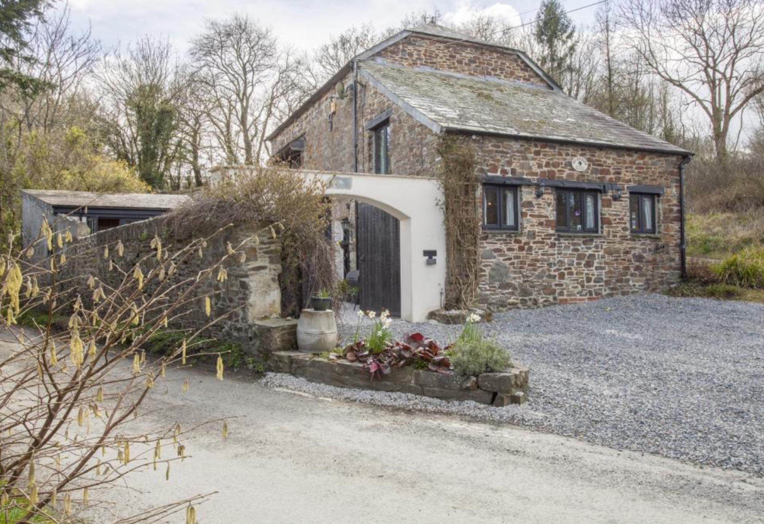 The Studio Barn