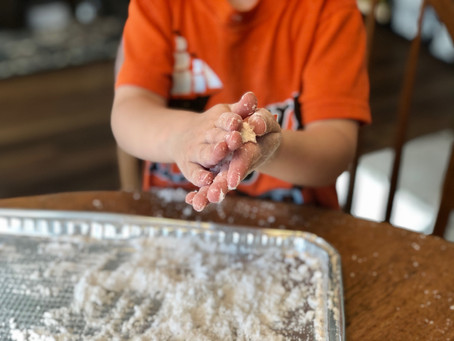DIY Experiments for Pre-K and K