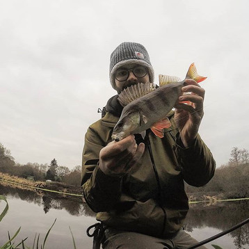 Perche pêche d'hiver