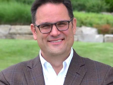 Andrew Van Der Laan talks about his priorities for the Blue Valley School District