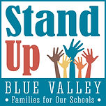 Stand Up Blue Valley Logo