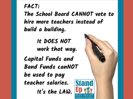 How the School Board Can - and CanNOT - Use Tax Money