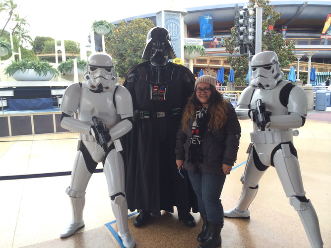 Darth Vader & Imperial Stormtroopers