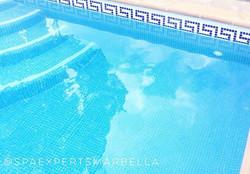 Reforma completa de la piscina de uno de nuestros apreciados clientes