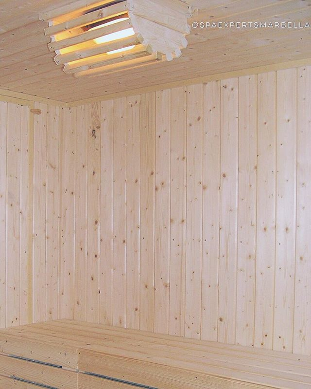 Construcción de Sauna a medida de esti