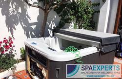 Suministro e instalación de un spa-jac