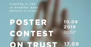 POSTER CONTEST ON TRUST