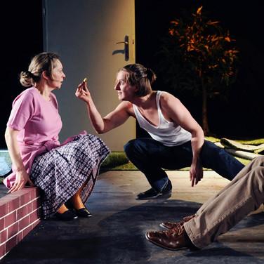 """""""Die Schatzsucher"""" © Theater Heilbronn Foto: Katja Zern"""