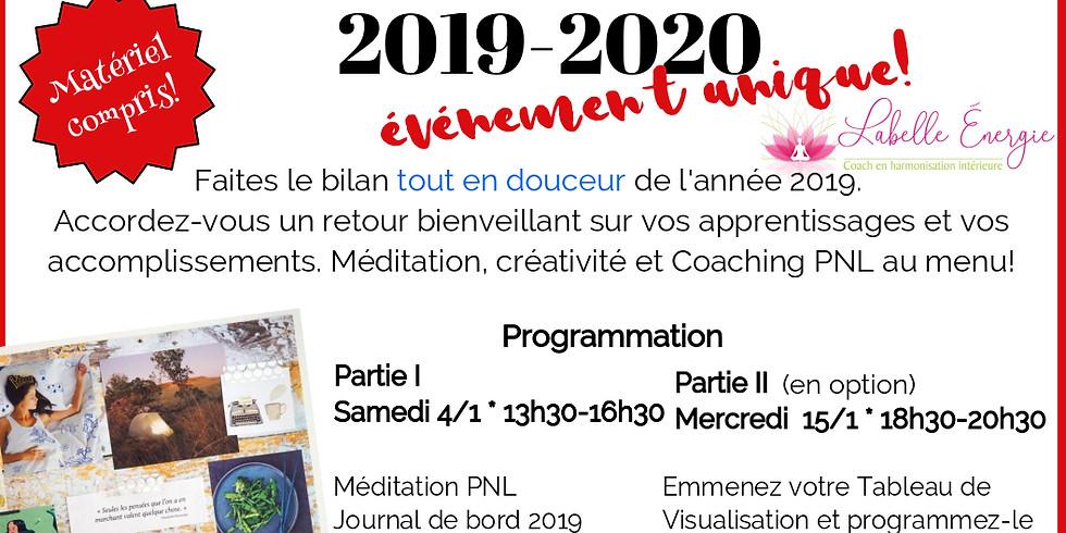 Bilan & Perspectives 2019-2020 (Partie II)