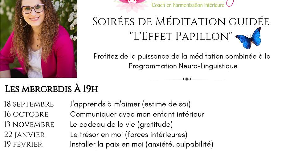 Soirée de méditation guidée et PNL
