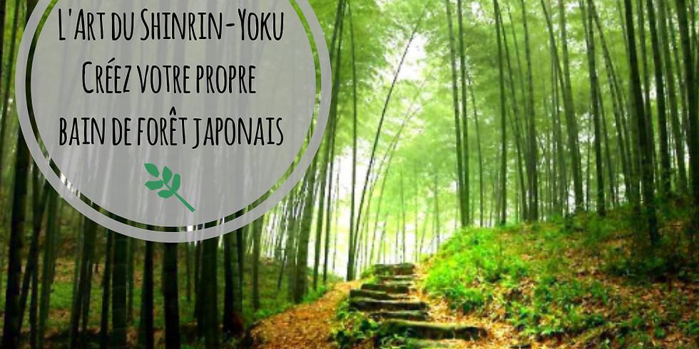 Formation Créez votre propre Bain de Forêt Japonais