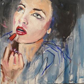 Lipstick 24_x24_