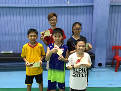 Training Camp 2016 - Best team