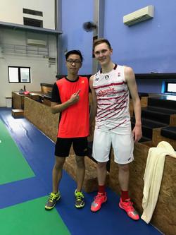 See Jae & Viktor
