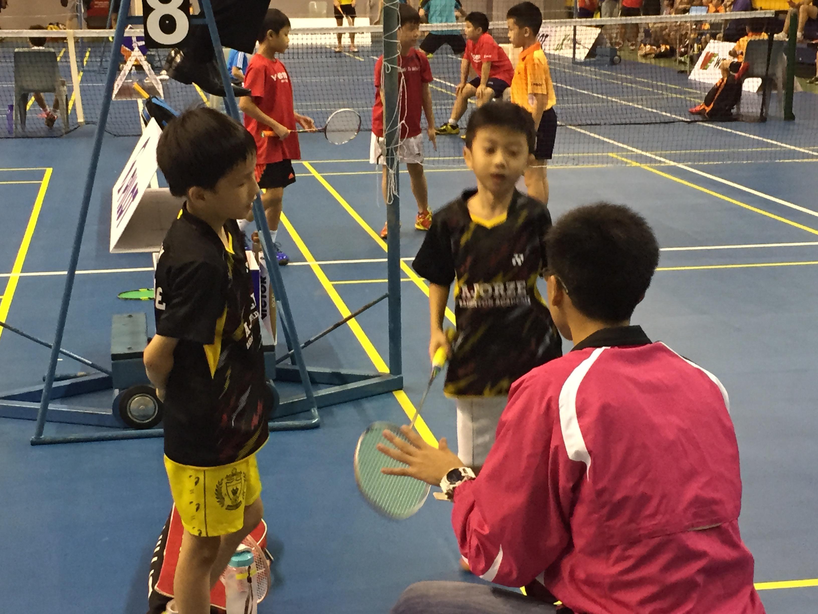 Yong Xin & Darrius 2