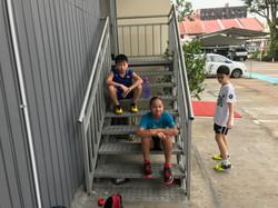 Training Camp 2016 - Early morning training 2