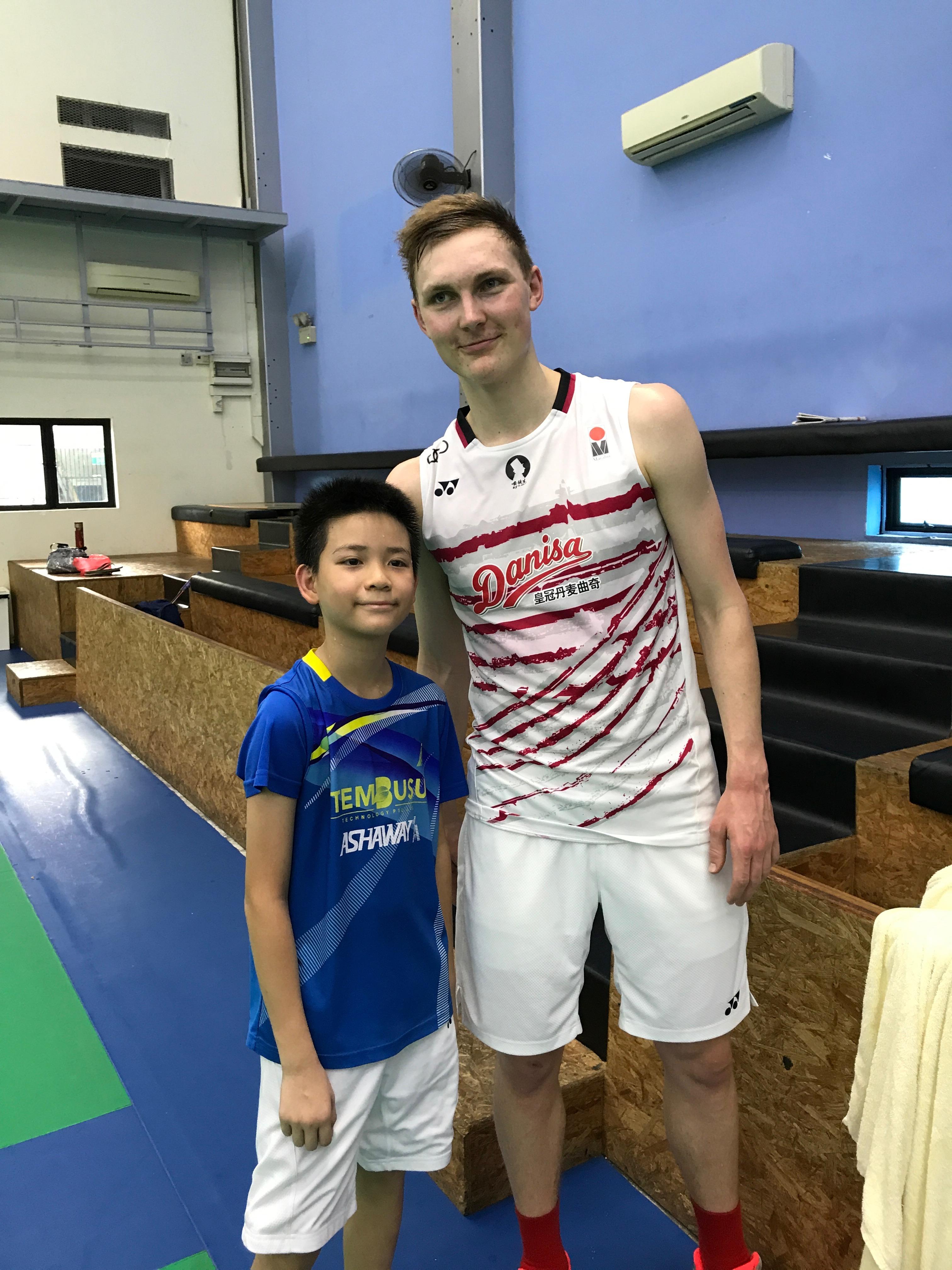 Russell & Viktor