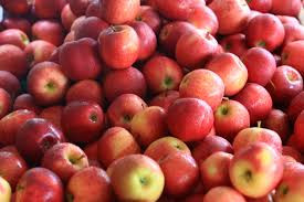 Fresh apples from S-Africa
