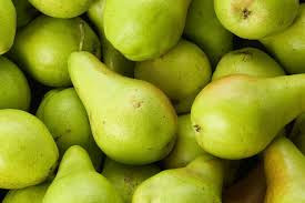 pear from our orchards