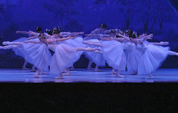 Giselle at the Peabody