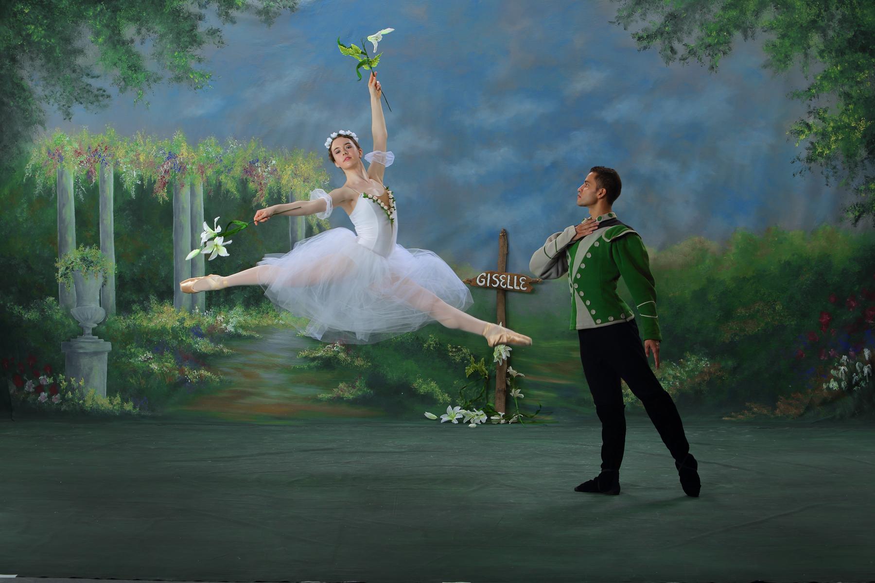 Giselle Spring Performance
