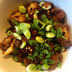 CRISPY FRIED CAULIFLOWER -$7-