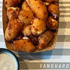 CHEESE CURDS -$7-